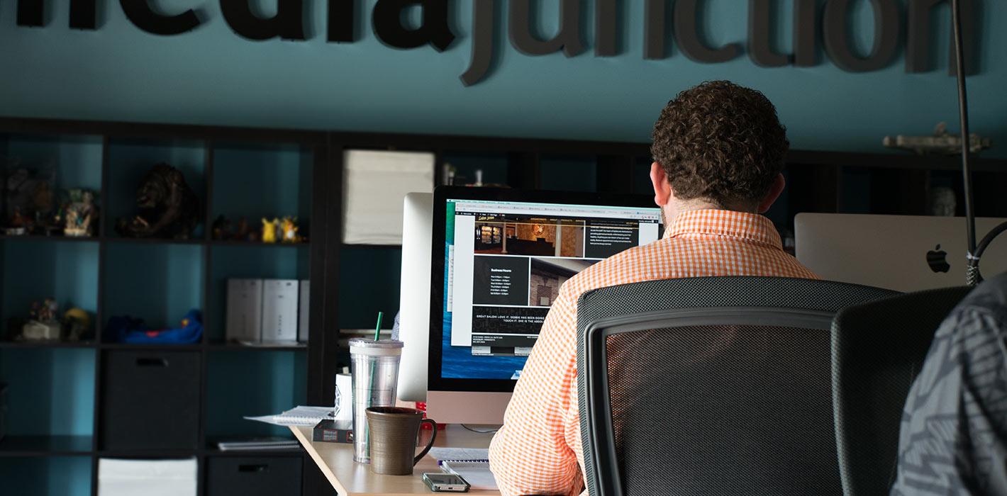 media junction HubSpot website coding in action