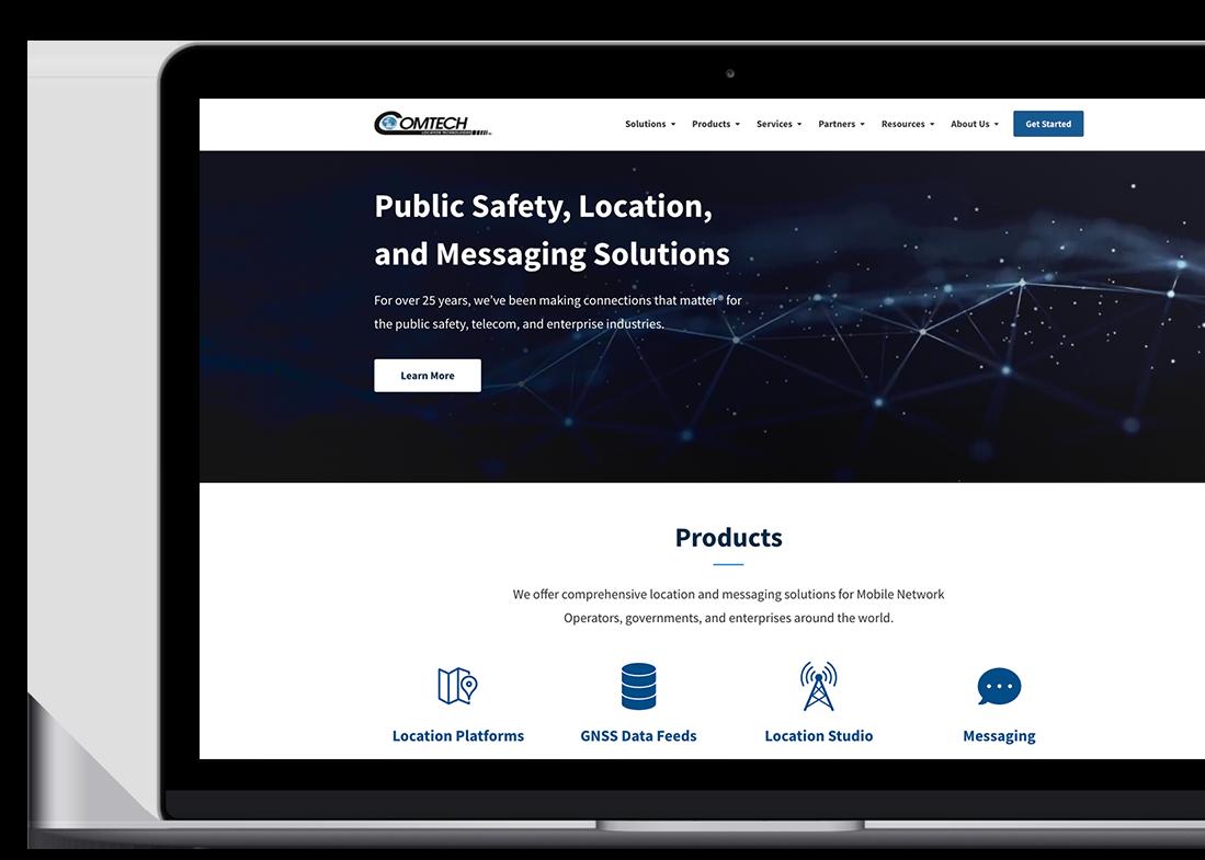 comtech-custom-website-design-laptop