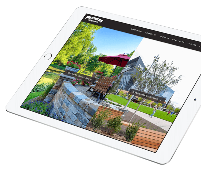 peterson-tablet-angle-custom-website-design-1