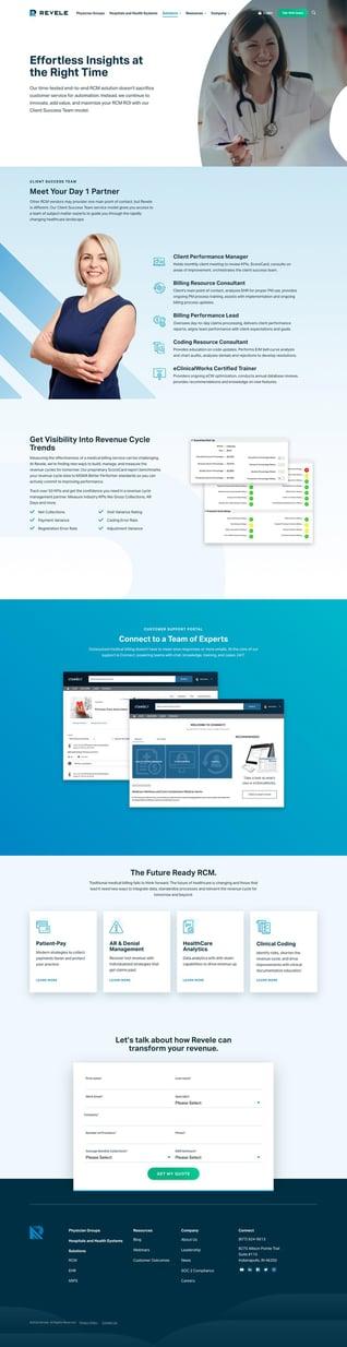 revele-desktop-full-home-page