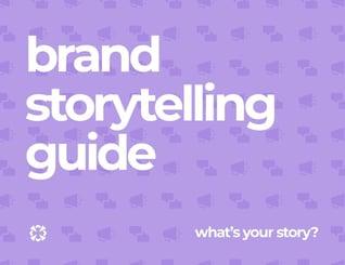 Brand Storytelling Ebook Cover Design