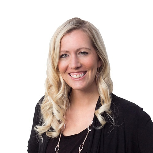 Katie Busse VP of Marketing for Plastic Printers Inc.