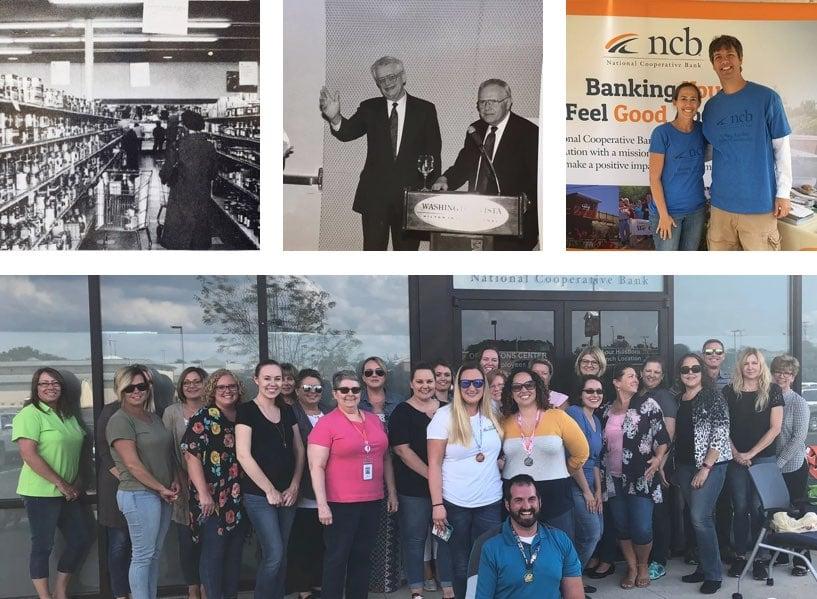 National Cooperative Bank Historical Photos