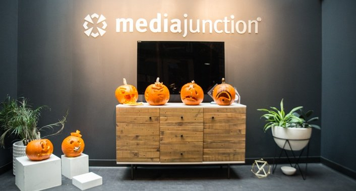 Office Pumpkin Carving Contest