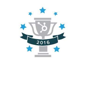 2016 Runner Up for the HubSpot Impact Award for Growth Driven Design Runner Up