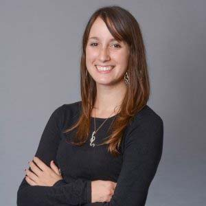 Photo of Sarah Mead Director of Marketing + Communications for Whitby School.