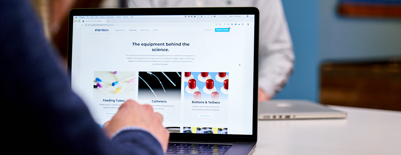 HubSpot Impact Award: CMS Website Redesign for Instech Labs