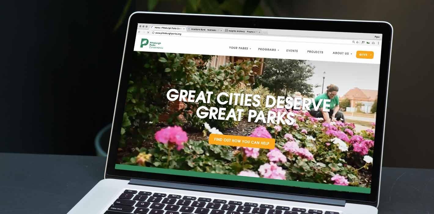 HubSpot Impact Awards: Nonprofit Growth-Driven Design Website