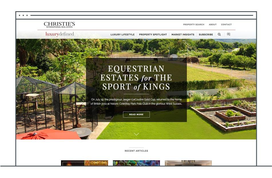 luxury-defined-home-screenshot