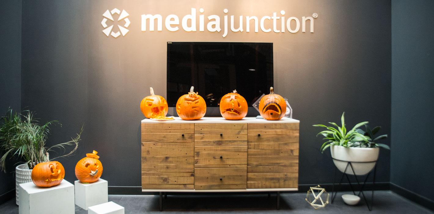 Media Junction 2016 Halloween Office Party Recap