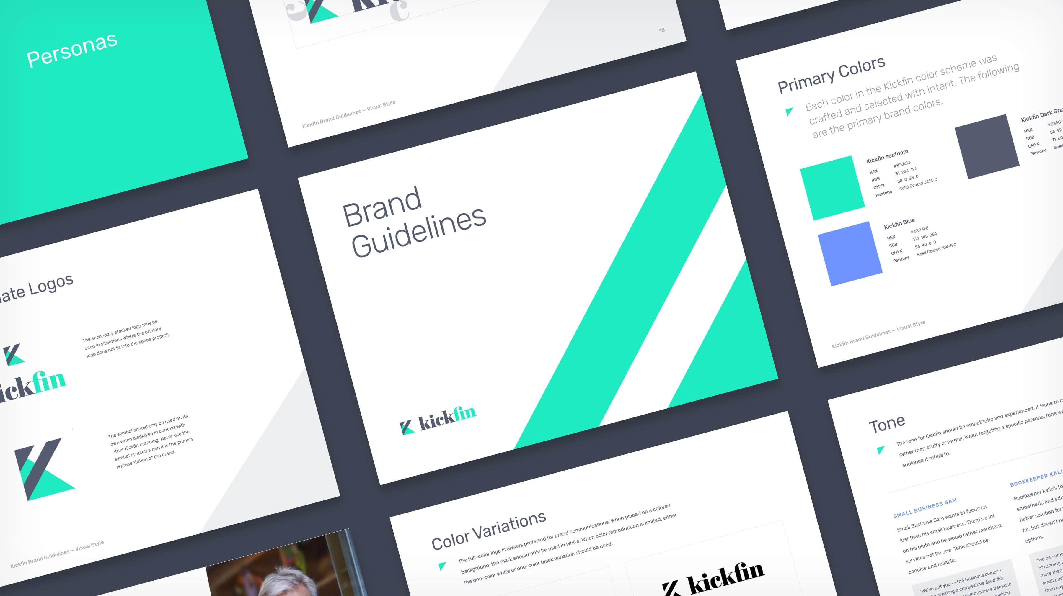 kickfin-brand-guidelines